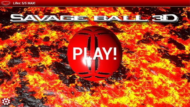 Savage Ball 3D APK screenshot thumbnail 4