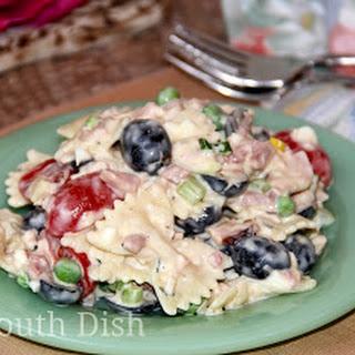 Shell Pasta Salad Ham Recipes