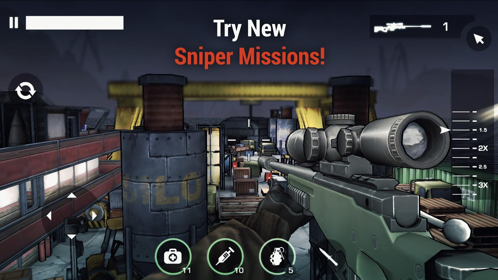 Major Gun : war on terror Screenshot 0
