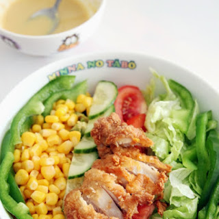 Chicken Salad with Honey Mustard Dressing