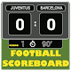 Scoreboard Football Games