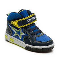 Geox Gregg High Top LIGHTS BOOT