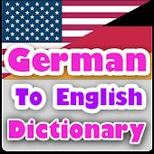 App English to German Dictionary - Translation APK for Windows Phone