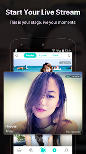 App BIGO LIVE - Live Stream APK for Windows Phone