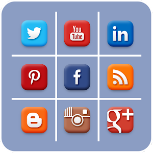 All In One - Social Networks