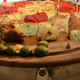 Italian Baked Dish  by Lorraine D.  Heaney - Food & Drink Cooking & Baking