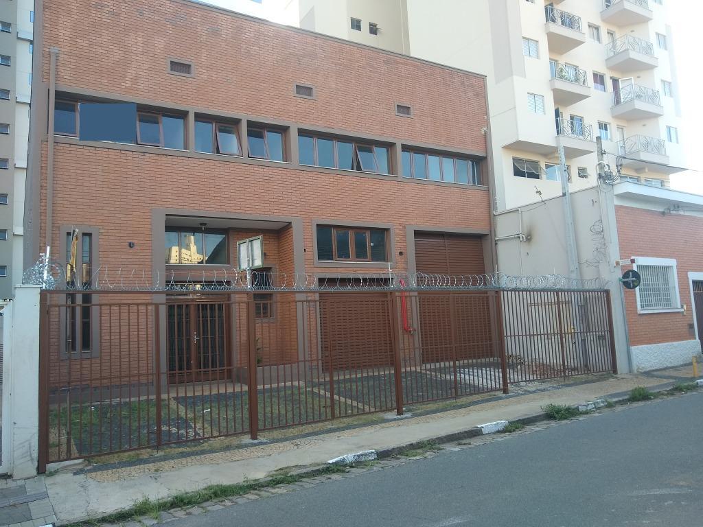 Galpão à venda e locação , 800 m² por R$ 2.500.000 - Centro - Campinas/SP