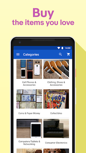 eBay - Buy, Sell & Save Money with Discount Deals Android App Screenshot