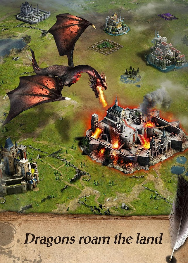 Clash of Queens:Dragons Rise Screenshot 13