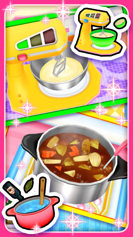 COOKING MAMA Let's Cook! Screenshot 12