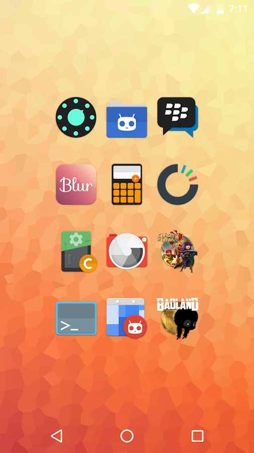 Askarp - Icon Pack Screenshot 1