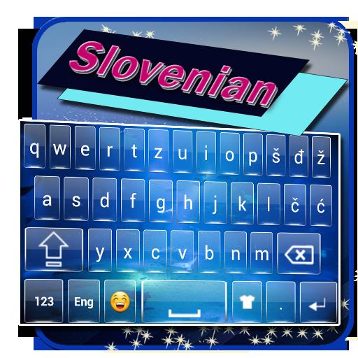Android aplikacija Slovenska STP tipkovnica na Android Srbija