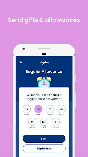 Pigzbe screenshot 6