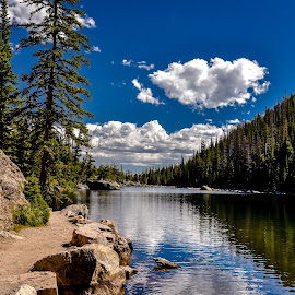 RMNP by Mike Hotovy - Landscapes Forests