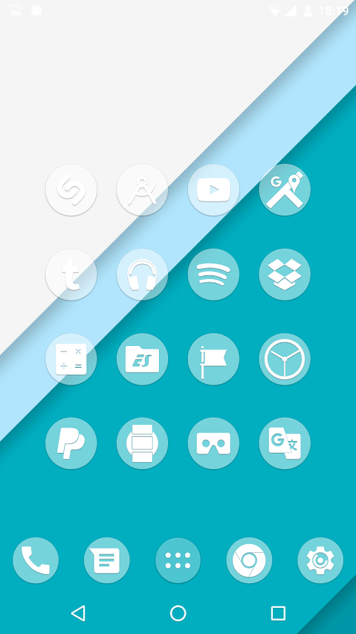 GEL - Icon Pack Screenshot 5