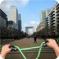 Game Drive BMX in City Simulator APK for Kindle