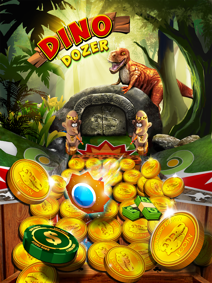 Jurassic Coin Dino Pusher Screenshot 15