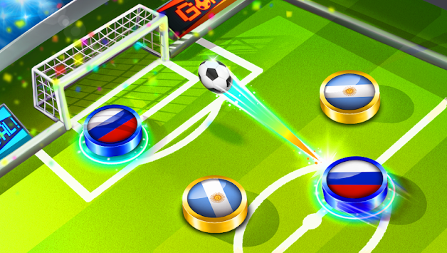 Penny Football 2016 ⚽️ Soccer APK screenshot thumbnail 1