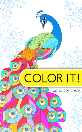 Color It – Free Coloring Book 1.2 screenshot 615038