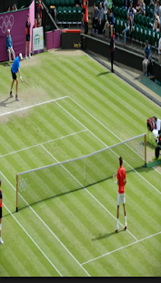 Tennis - screenshot