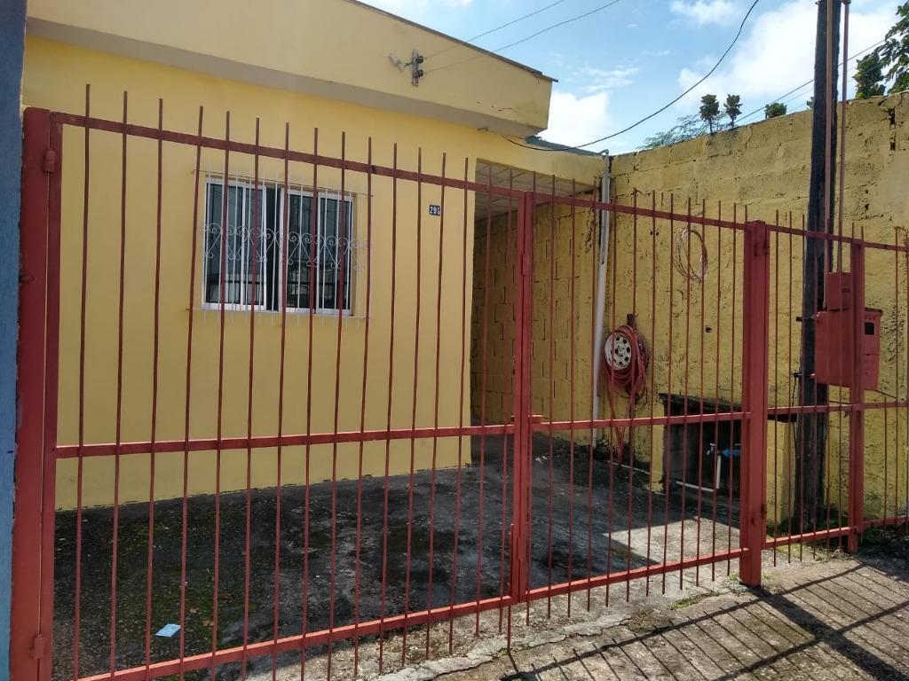Casa com 1 dormitório para alugar, 68 m² - Vila Aparecida - Jundiaí/SP