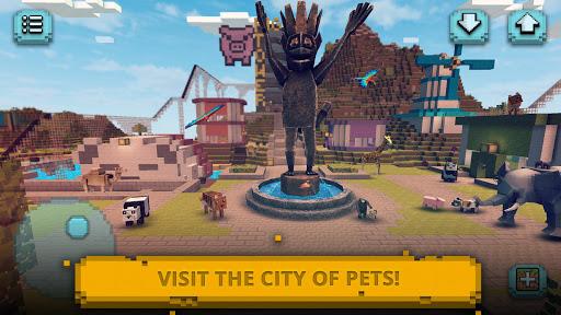 Animals Craft: Block World Exploration & Design For PC