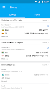 App The ESPNcricinfo Cricket App APK for Kindle