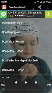 Lagu & Doa Anak Muslim- screenshot thumbnail