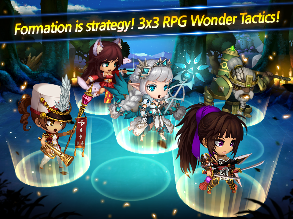 Wonder Tactics Screenshot 2