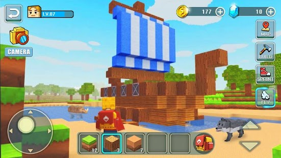 World Craft Building for pc