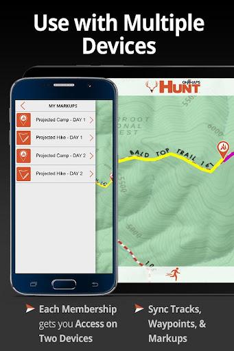 HUNT App: Hunting GPS Maps - screenshot