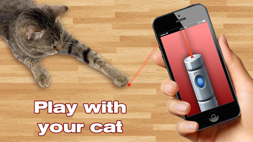Laser For Cats: New Prank - screenshot