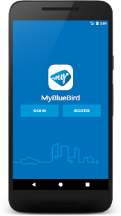 My Blue Bird APK for Bluestacks