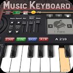 Music Keyboard Icon