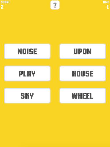 Word Pair Matching screenshot 8