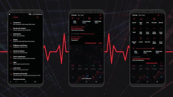 [Substratum] Linear Screenshot