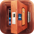 Door Lock Fingerprint Prank APK for Bluestacks
