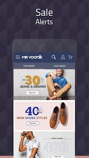 Free Download Mr Voonik -Online Shopping Men APK for Samsung