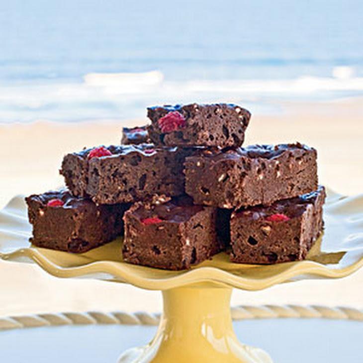 Dark Chocolate-Raspberry Breakfast Bars Recipe | Yummly