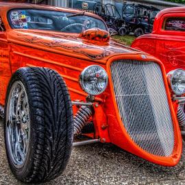 Mean Machine by Chris Cavallo - Transportation Automobiles ( truck, shiny, car show )