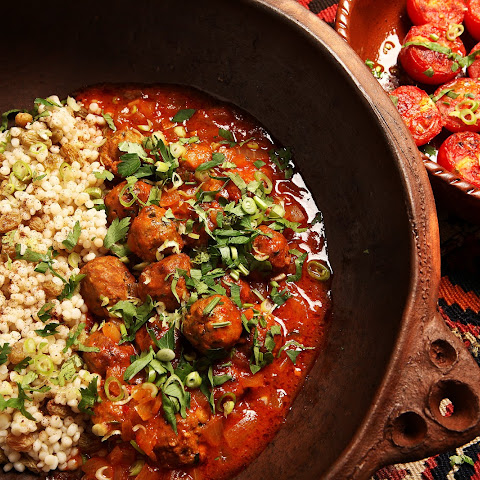 North African Meatballs