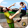 Neighbor Mom Fighter Game APK for Kindle Fire