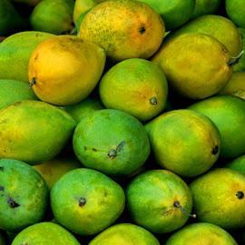 Mango by Aung Kyaw Soe - Food & Drink Fruits & Vegetables