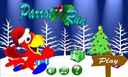 Parrot Run - screenshot