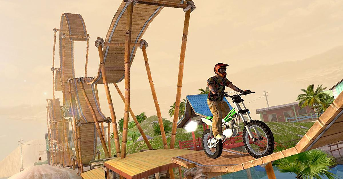 ?Trial Xtreme 4? Screenshot