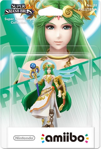 Palutena packaged (thumbnail) - Super Smash Bros. series