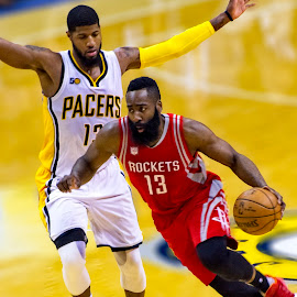The Harden way by Pete Coleman - Sports & Fitness Basketball