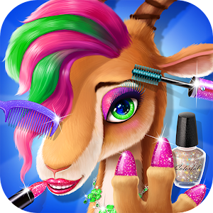 Jungle Animal Salon For PC