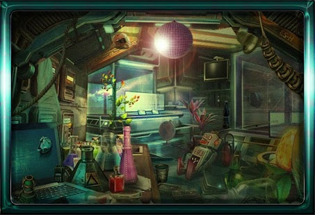 Hidden Objects - Space Game- screenshot