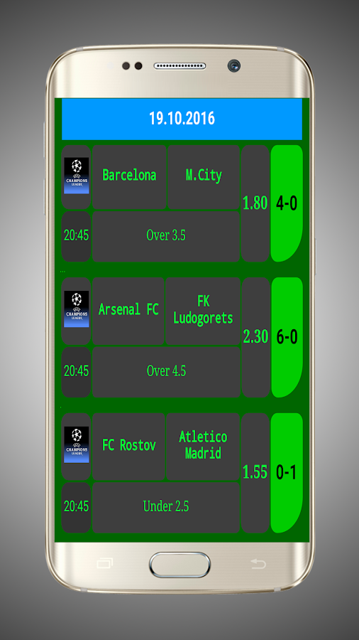 Vip Betting Tips SRC Screenshot 2
